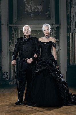 Gothic hochzeitskleid leipzig