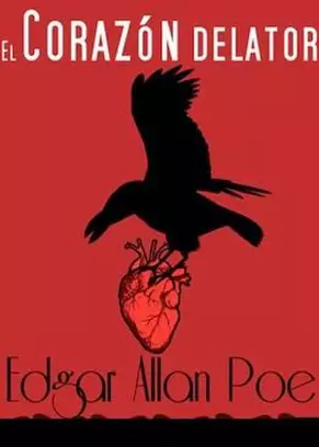 Poemas Corazon Delator Edgar Allan Poe Frases Pin En Movies