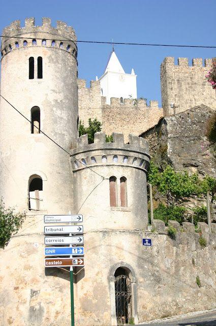 Penela #Castle - Portugal #quintadoespanhol   portugal e