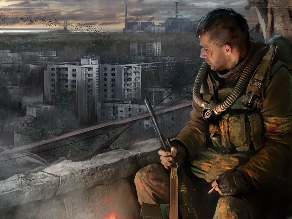 S T A L K E R Call Of Pripyat Wallpapers Stalker Computer Wallpaper Hd Apocalyptic