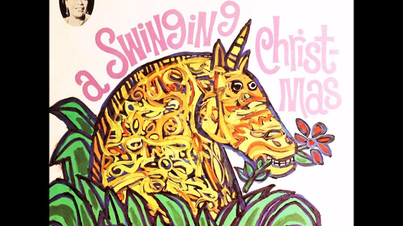 Ella Wishes You A Swinging Christmas.Ella Wishes You A Swinging Christmas 1960 Full Album Ella