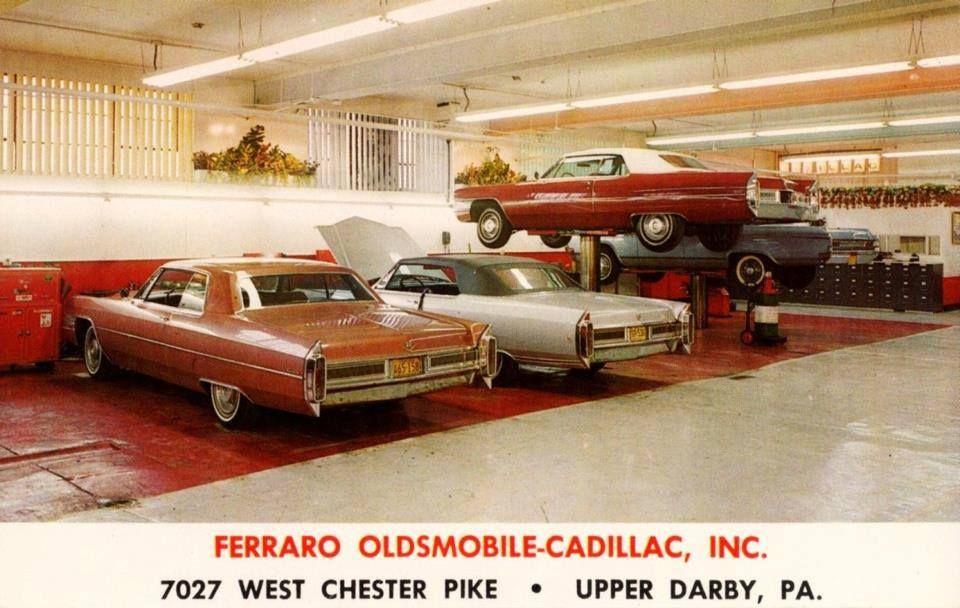 1965 Cadillac Dealership | Dealerships | Pinterest | Dealerships ...