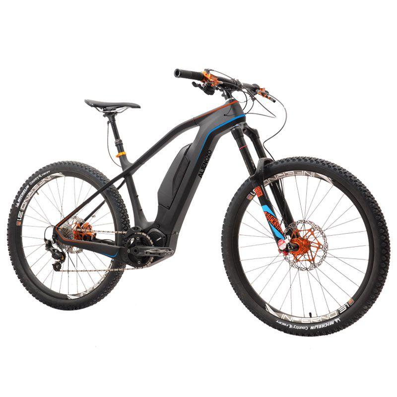 Barato Coutom 27 5 Polegadas De Fibra De Carbono Bicicleta De