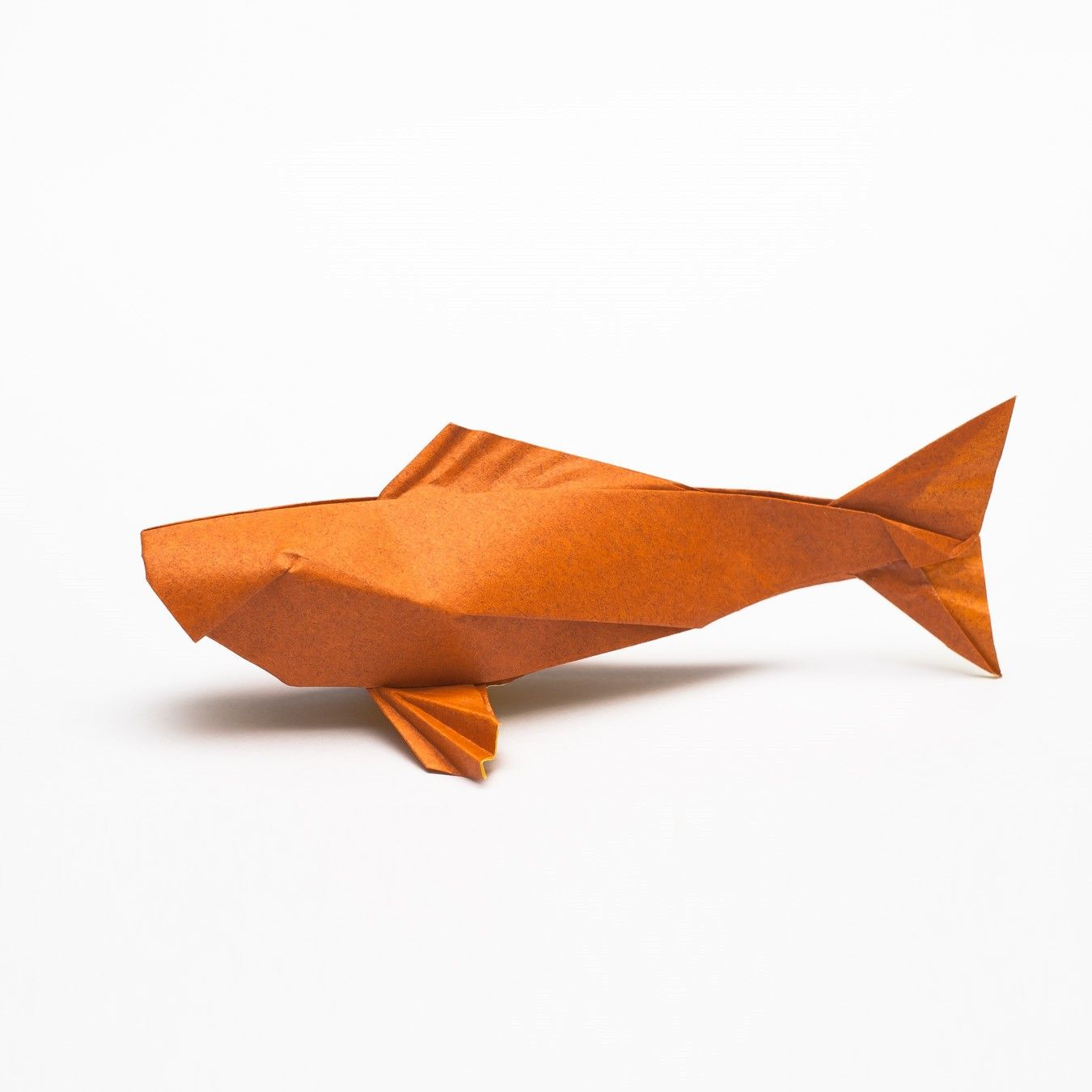 Illustration origami carp origami koi fish figure 2 art how to pinterest carp for Origami koi fish