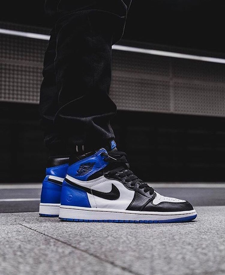 #SADP : @jumpman23 Air Jordan 1 Fragment by @runnerwally Use the hashtags #SADP and #SneakersAddict for a feature! ##aj1