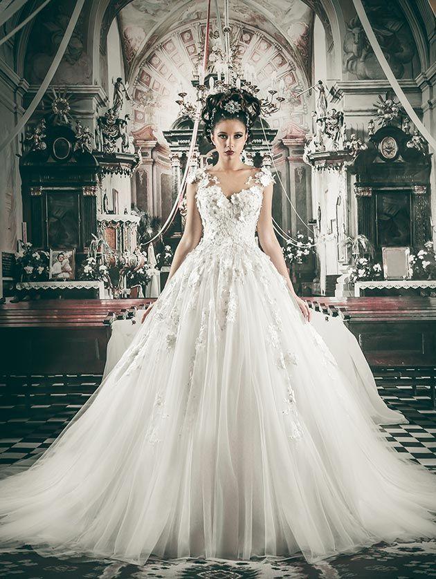 Maison Lesley Maison Wedding Dresses In Lebanon Bridal Dresses