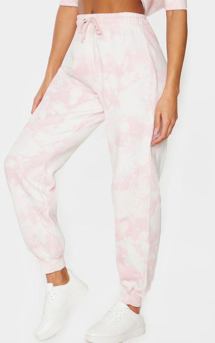 Light Pink Tie Dye Joggers Tie Dye Outfits Cute Sweatpants Tie Dye Diy [ 1180 x 740 Pixel ]