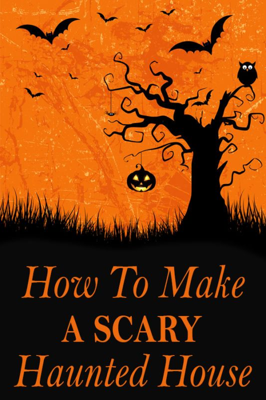 How To Make A Scary Haunted House Scariest haunted house, Scary - best decorated houses for halloween