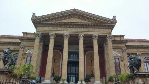 Teatro dell'opera - Palermo