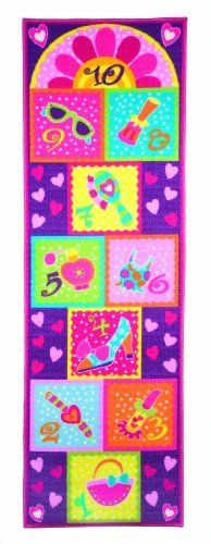 Com Alex Toys Active Play Hopscotch Rug