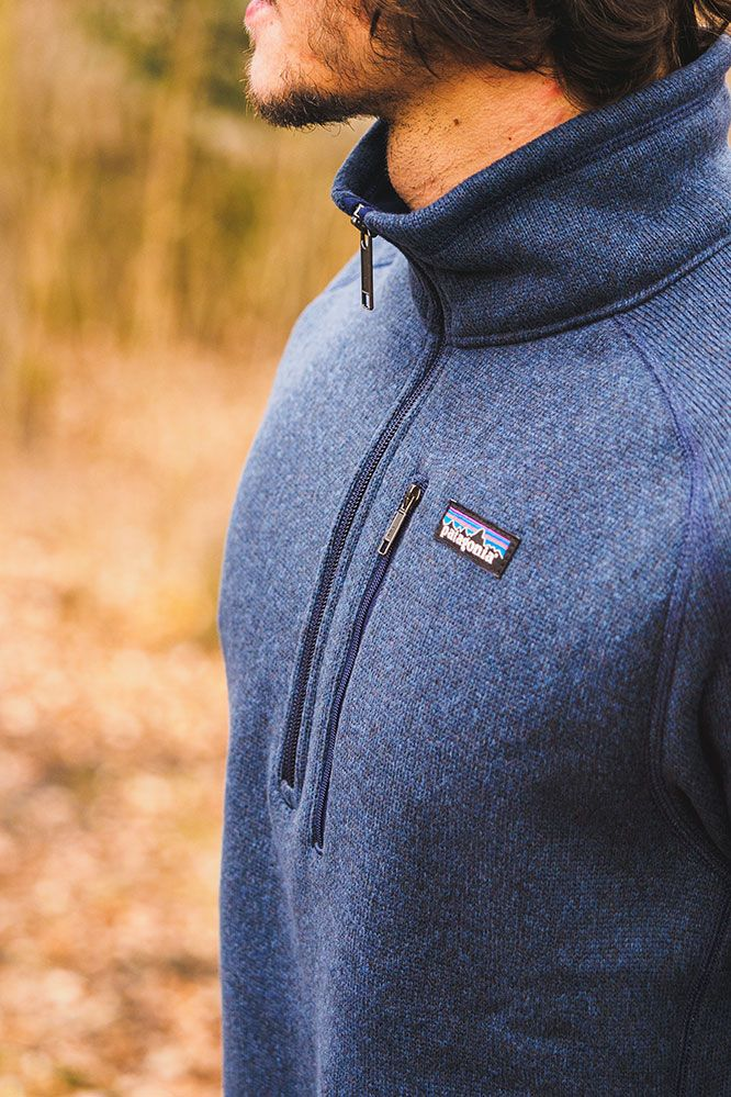 Patagonia Better Sweatshirt | #skatedeluxe #outdoor #streetwear #sk8dlx
