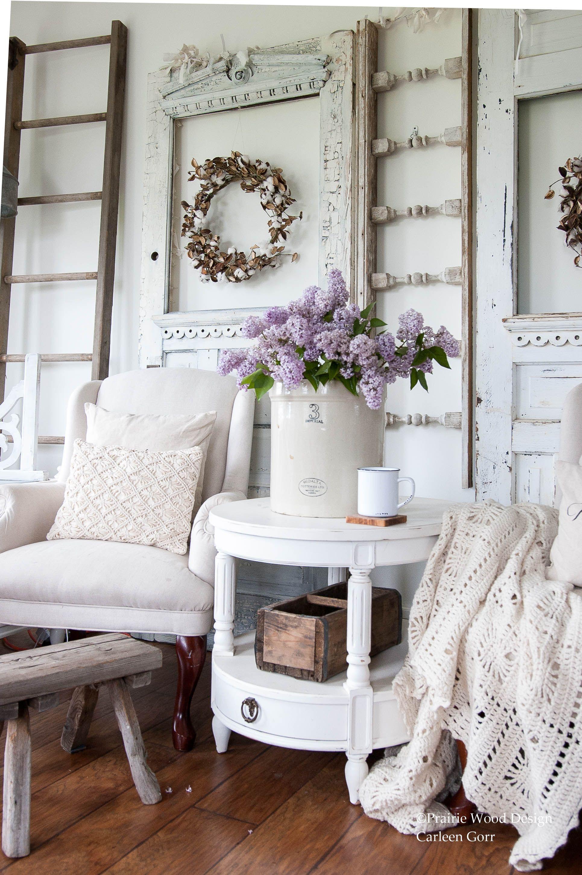Prairie Wood Design Shabby Chic Decor Living Room Farmhouse Decor Living Room Shabby Chic Decor