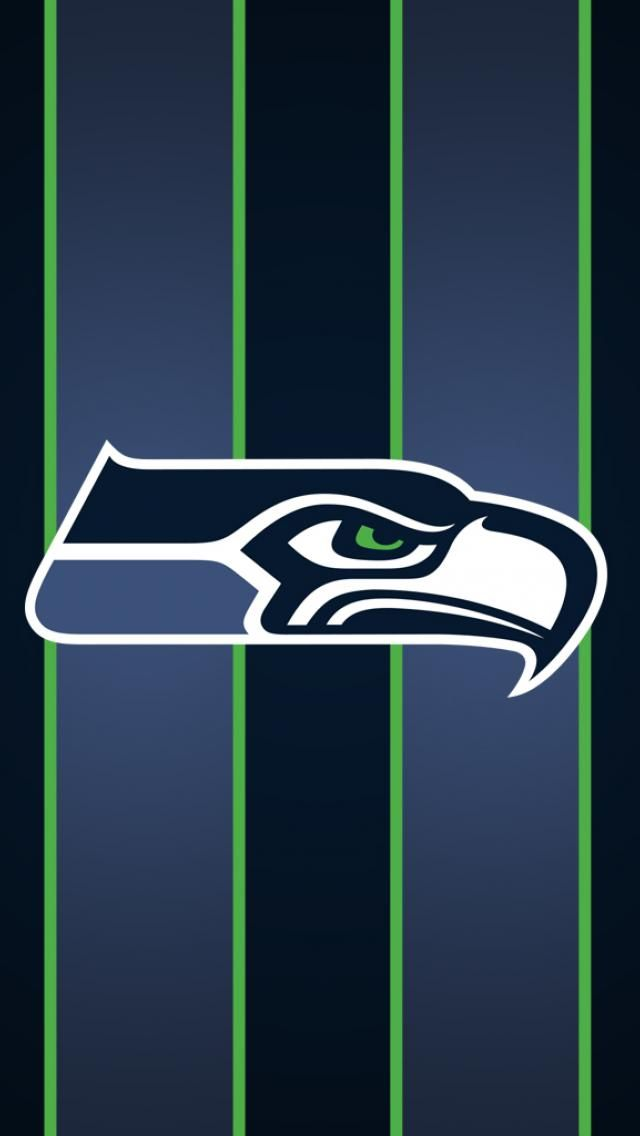 Iphone 5 Sports Wallpaper Seattle Seahawks Logo Seattle Seahawks Seahawks