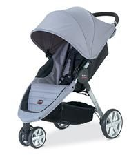 B-AGILE - Strollers - Britax USA GRANITE. COMING SOON. NEW COLORS