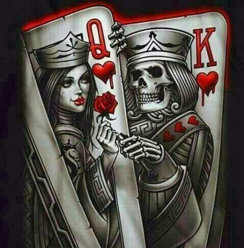 Pin De Sole Rodriguez En Your Pinterest Likes Tatuajes De Poker Imagenes De Calavera Fondos De Pantalla Calaveras
