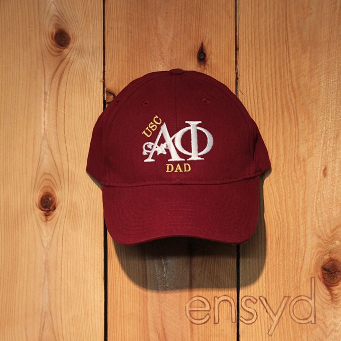 Super cute dad hat for all the Phi Fathers. (   bcb4cd41e13
