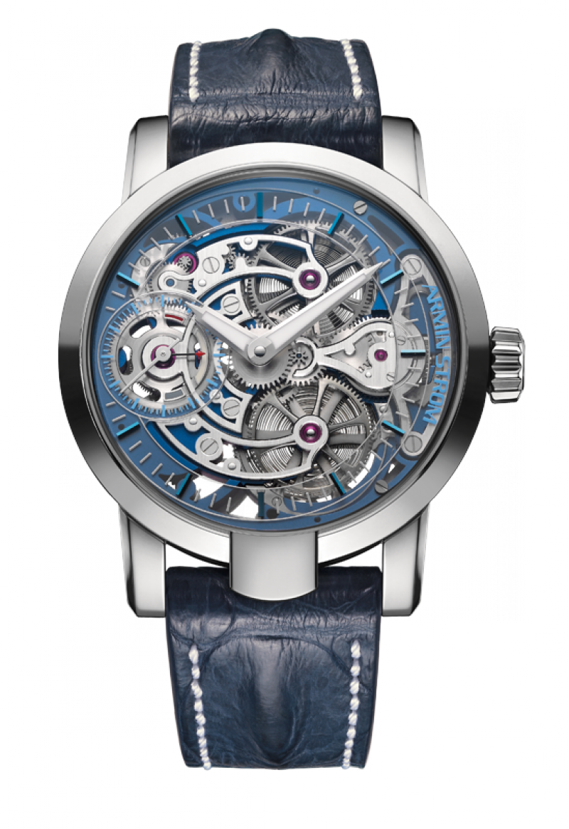Швейцарские часы мужские скелетоны