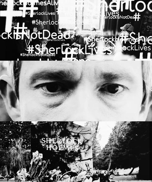 #sherlockisnotdead
