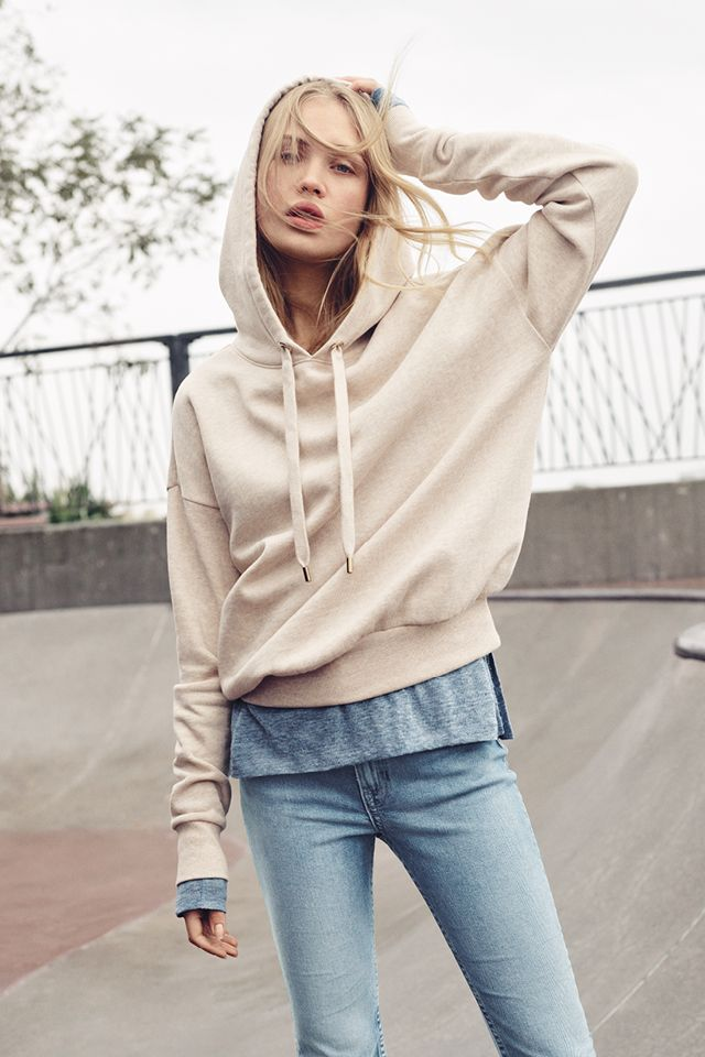 Hoodie outfit