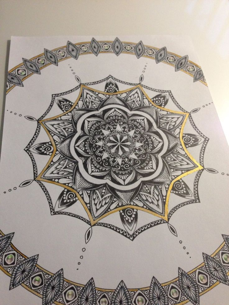 mandala von silberstreif mandala love pinterest mandala selber malen zeichnen und zeichnungen. Black Bedroom Furniture Sets. Home Design Ideas
