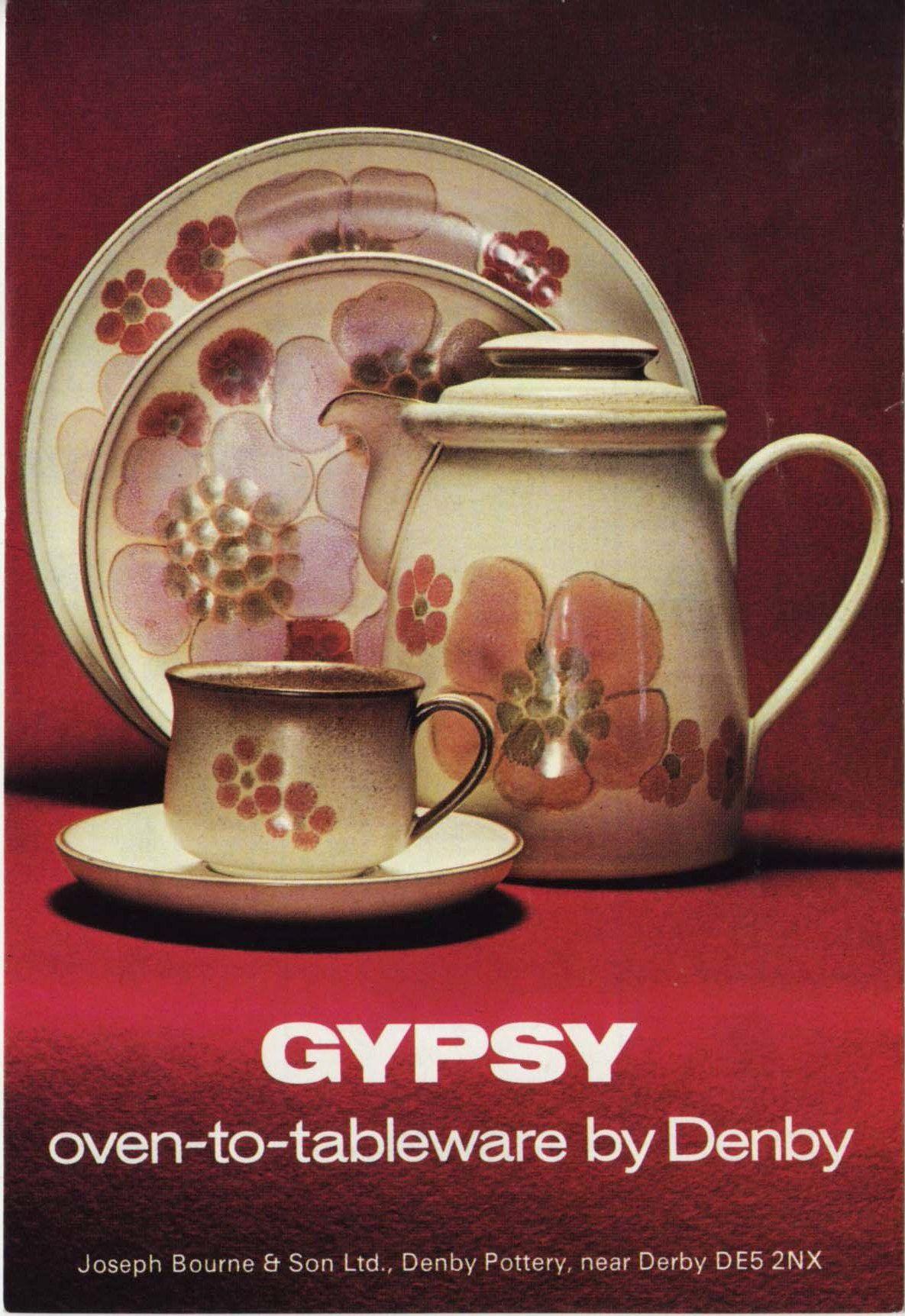 Denby. Gypsy. & Denby. Gypsy.   Tableware   Pinterest   Tableware and Mid century