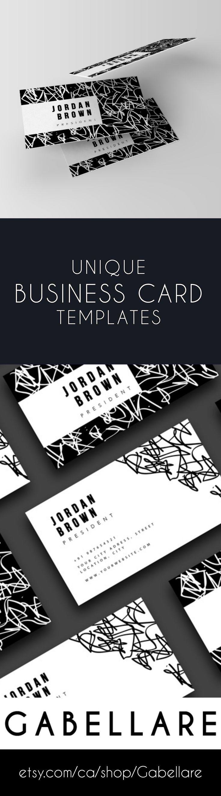 Business Card Design Business Card Template