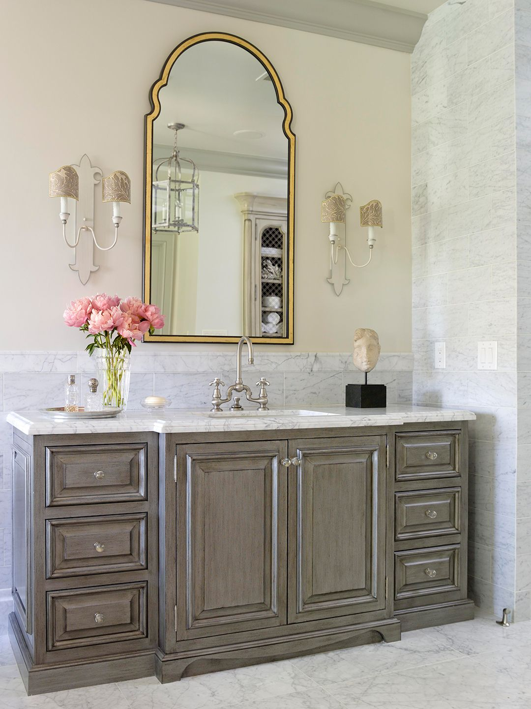 the 12 best bathroom paint colors our editors swear by on current popular interior paint colors id=66383