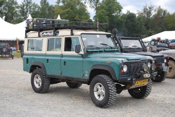 Big Green 1983 Land Rover 110 County Defender Source Land