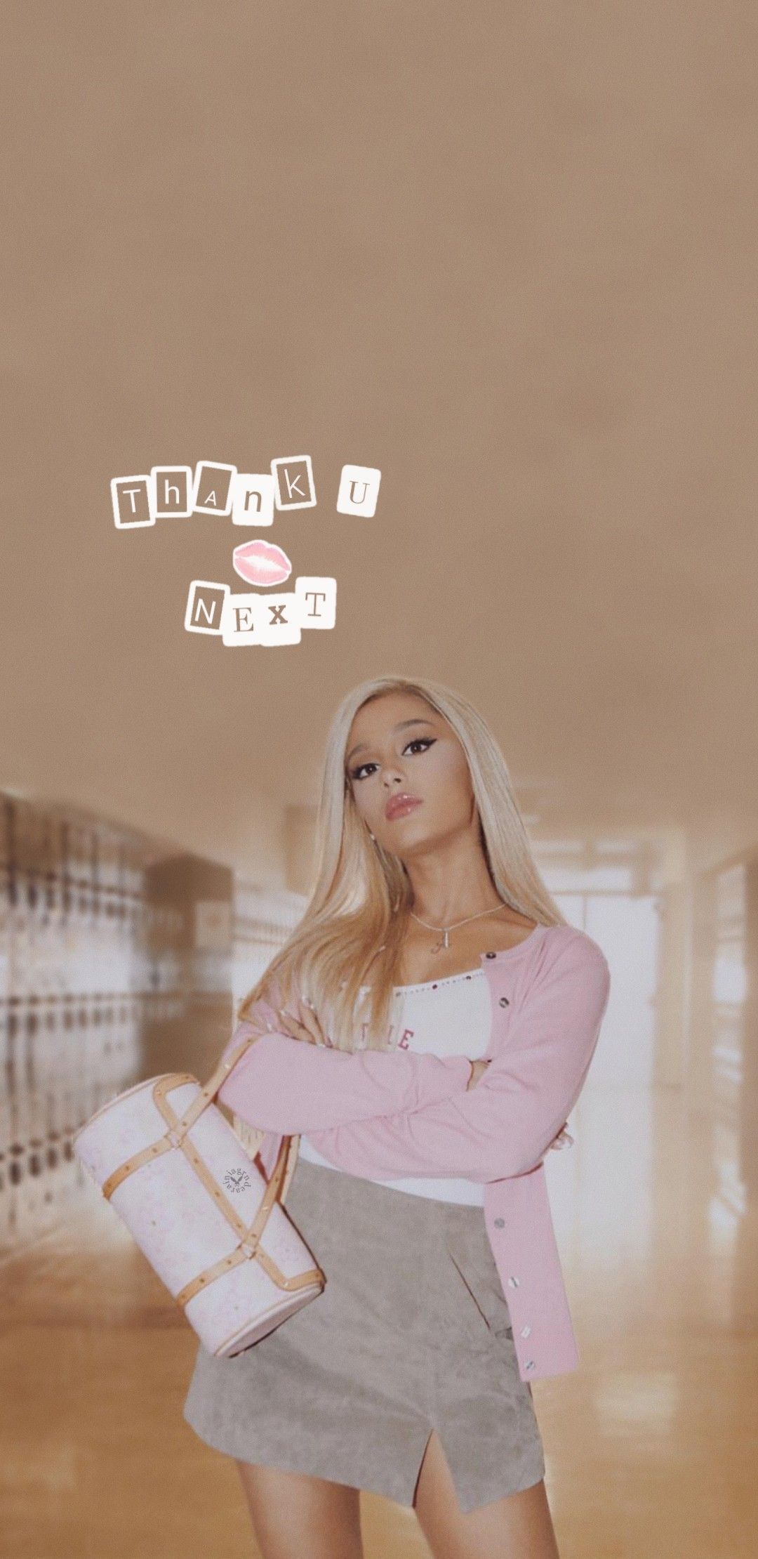 ariana grande wallpapers - thank you, next