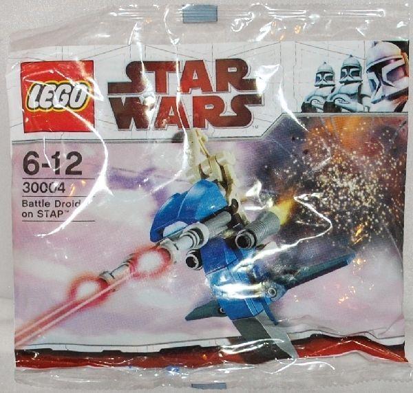 LEGO STAR WARS 30005 Imperial Speeder bike # polybag NEUF