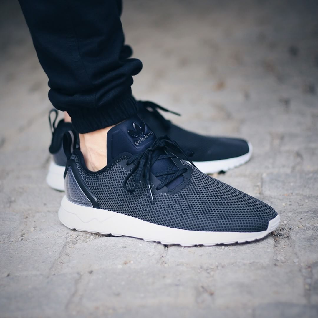 adidas zx flux adv virtue performance sneakersnstuff promotion