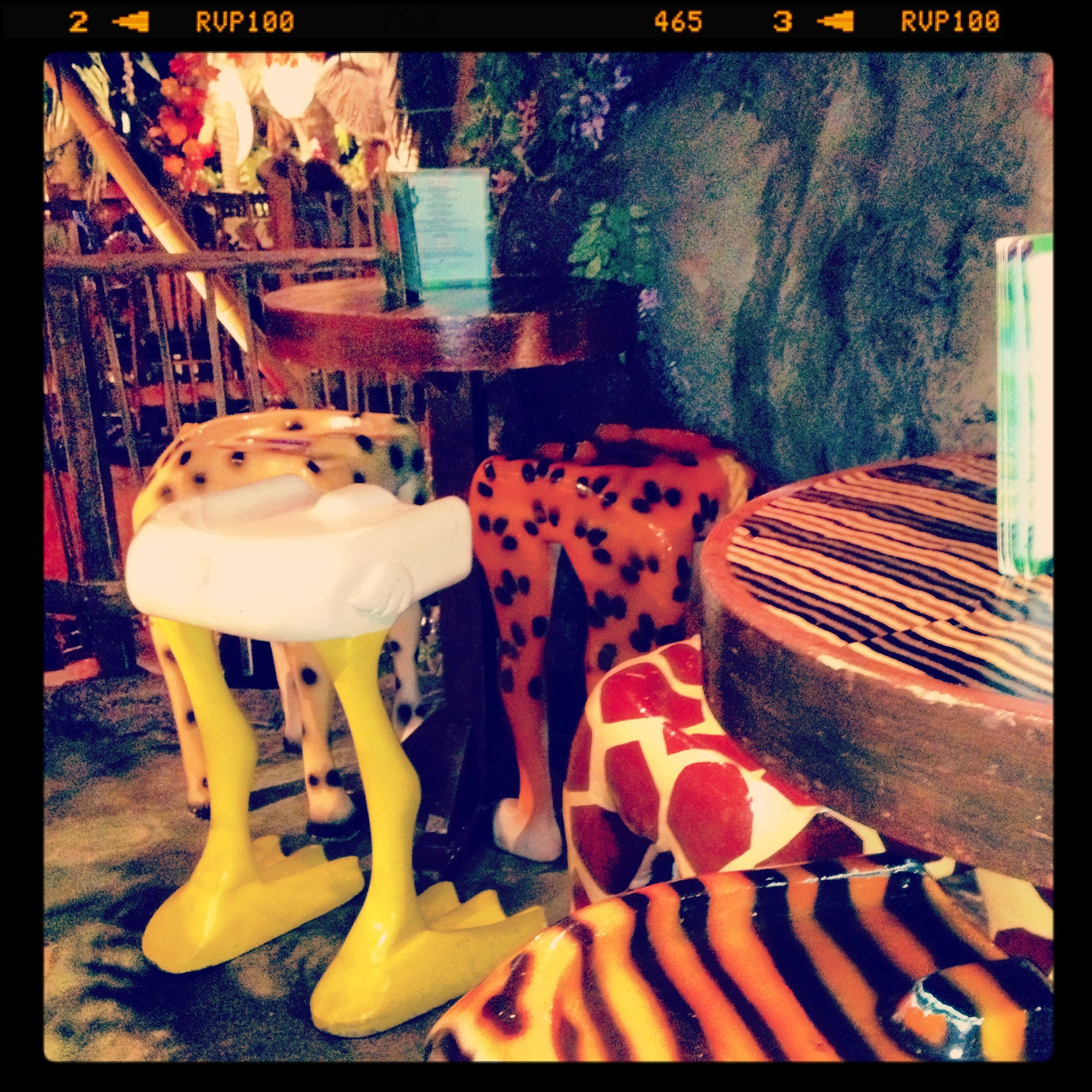 Duck, Leopard, Giraffe, Tiger and many more animal stools in our ...