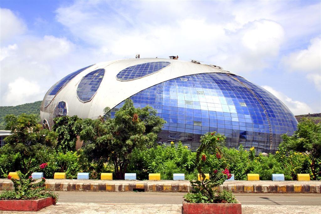 Batiment Infosys Hinjewadi Pune Inde Batiments Insolites