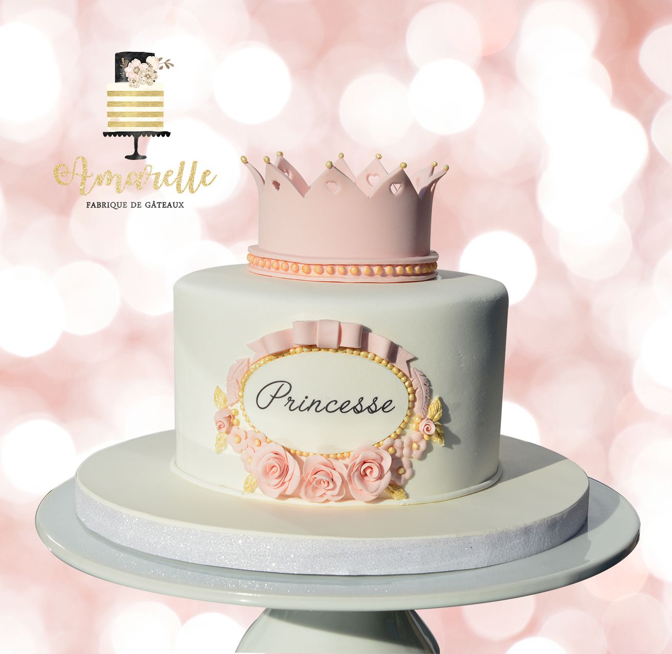 Gateau De Princesse Gateau Princesse Couronne Princess Cake Cakes In 2019 Baby
