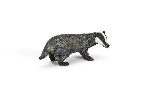 Schleich 14650 Dachs Schleichtiere Deko Schleichtiere Geschenk Schleichtiere Bauernhof Schleich Animals Schleichtiere Haustierspielzeuge Tiere