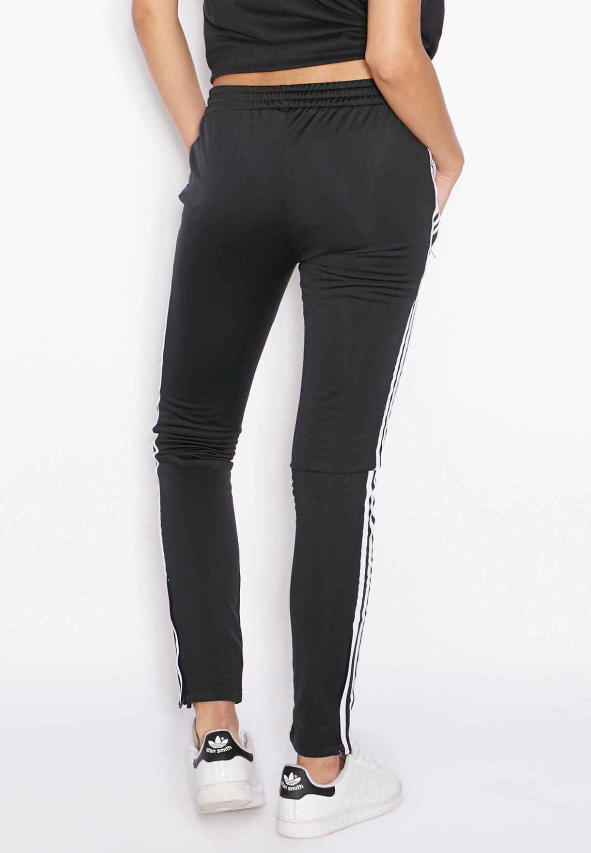 3 Stripe Superstar Sweatpants | Sweatpants, Adidas originals