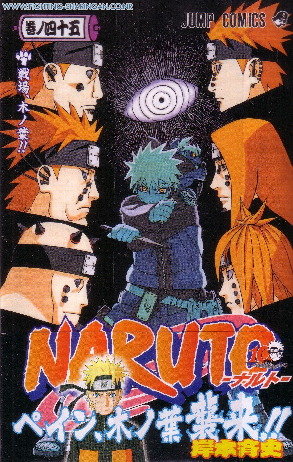 Komik Naruto Shippuden 683 Pdf
