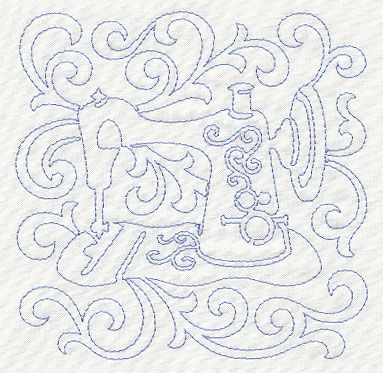 Machine Embroidery Designs at Embroidery Library! - Color Change ... : embroidery quilting sewing machine - Adamdwight.com