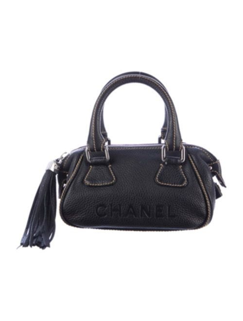 Chanel LAX Satchel with Dust Bag - $2,200