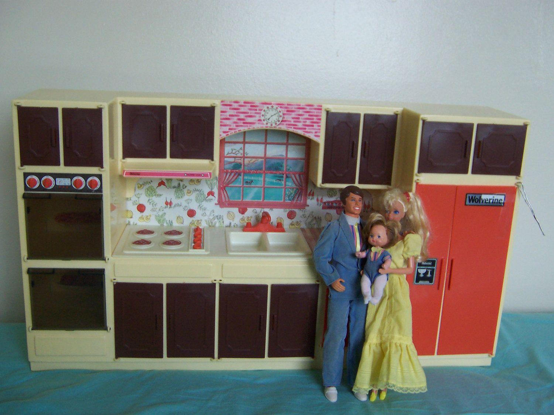 Sears Kitchen Set Nostalgia Barbie Dolls Barbie Dolls