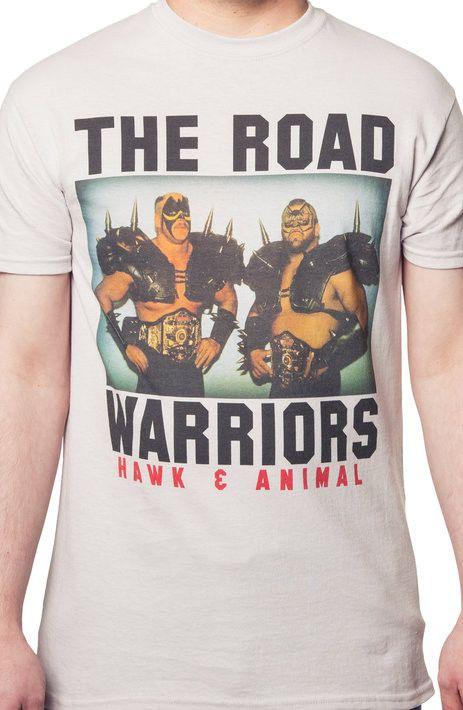 6c9d7563b7a Road Warriors T-Shirt