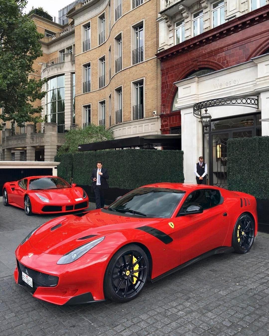 Ferrari Supercar: Usmaan Malik (@supercars
