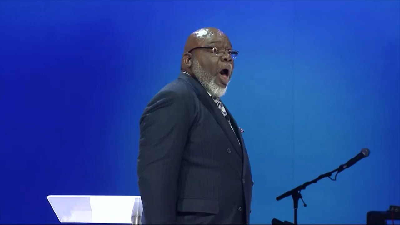 Bishop T D Jakes Sermons 2015 : The Beauty of In Between