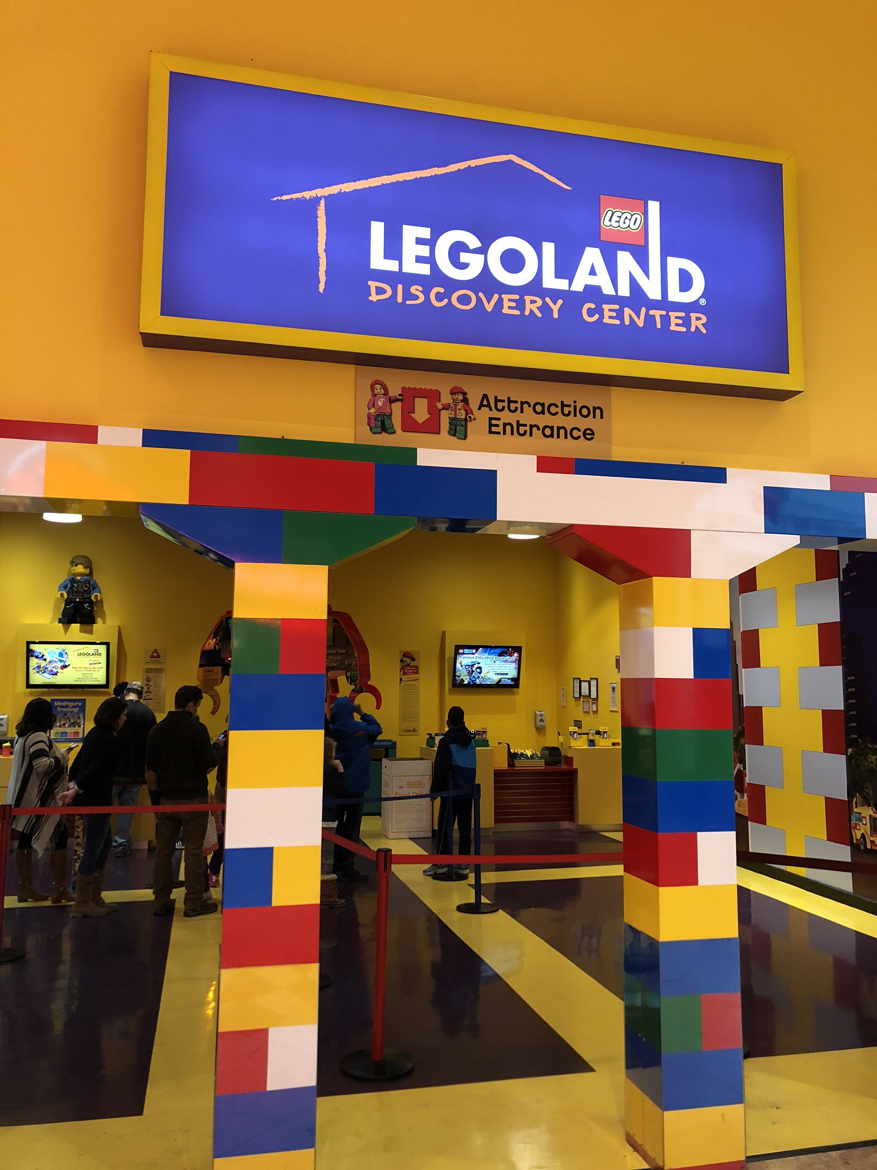 Atlanta Life: LEGOLAND Discovery Center Atlanta   Legoland ...