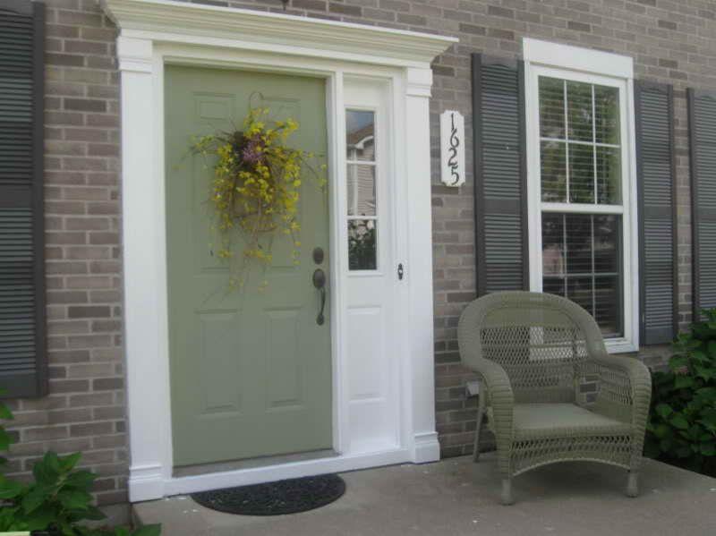 green front door best 20+ green front doors ideas on pinterest