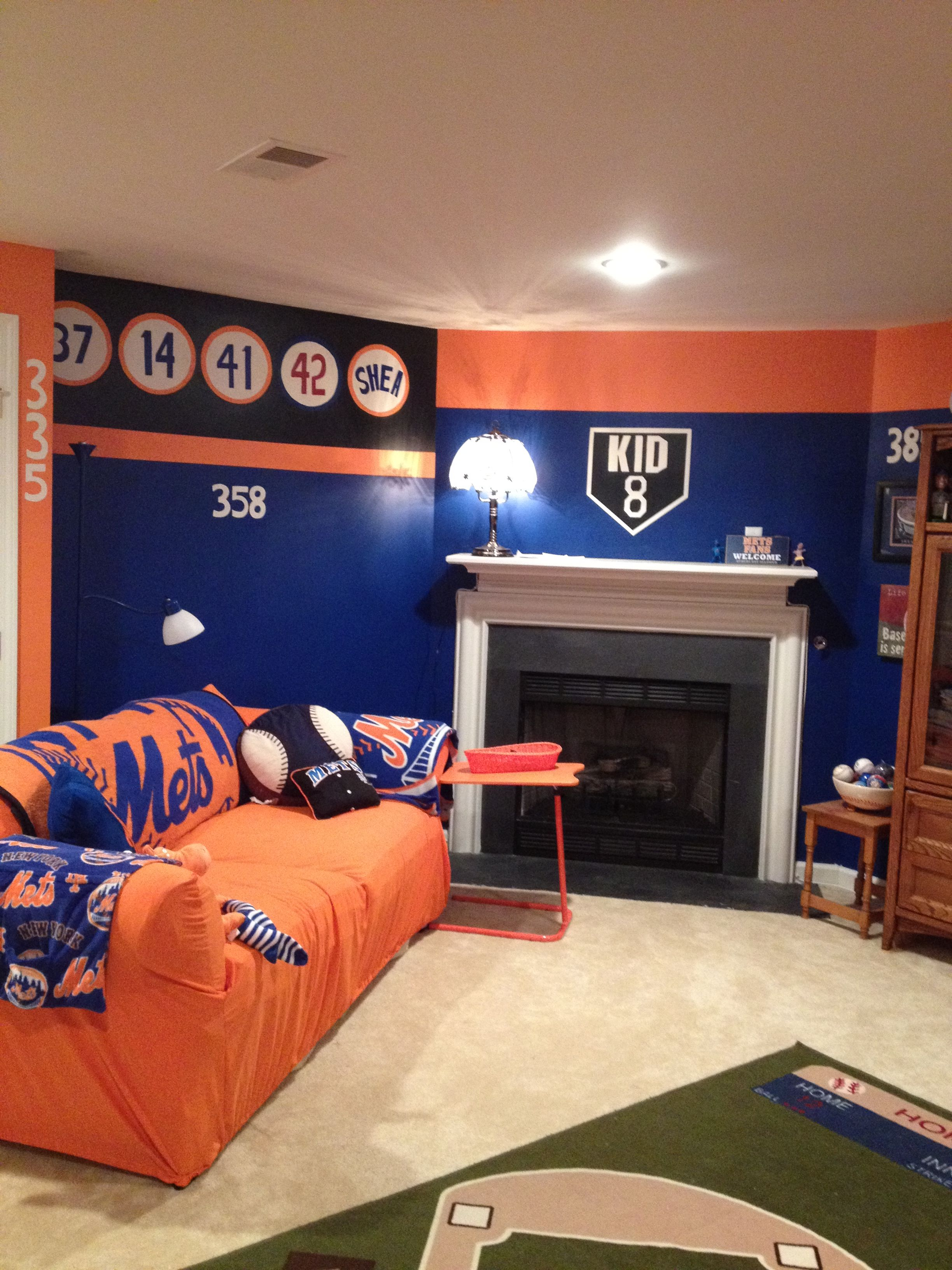 We'll be celebrating Mets Opening Day in our Mets Room!