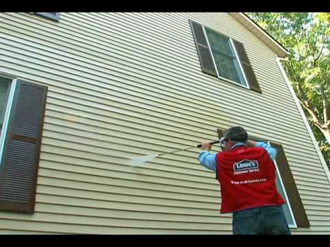 Check Out These Helpful Tips On How To Power Wash Your House