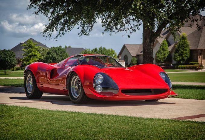 Ferrari Thomassima Te Koop Op Ebay Autogids Concept Cars Supercars Maserati