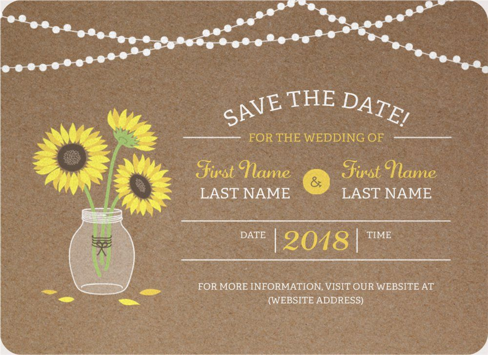 Rounded Corner Invitations Custom wedding invitations