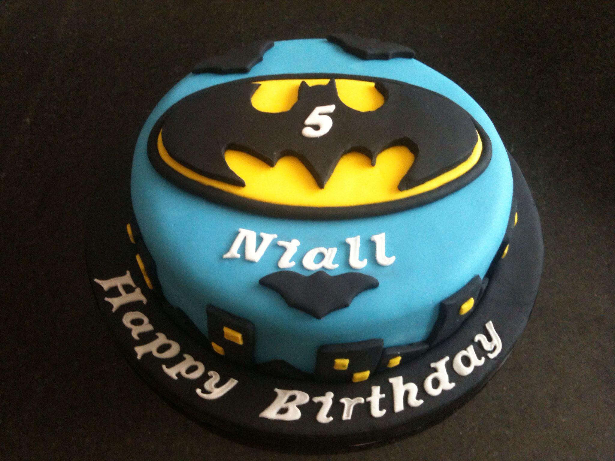 10+ Batman birthday cake walmart inspirations